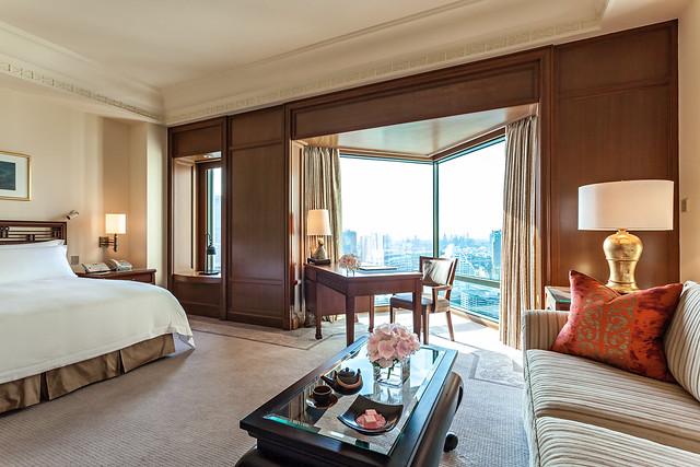 バンコクの高級ホテル:ペニンシュラ バンコク