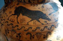 Eleusis Amphora (detail)