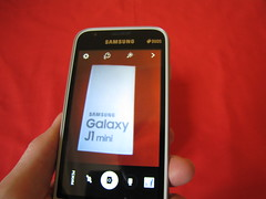 samsunggalaxyj1mini105 samsunggalaxyj1mini105review... (Photo: Mobbiver on Flickr)