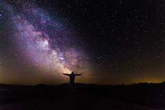 Milky Way (MSPhotography-Art) Tags: nature night clouds trekking germany de stars landscape deutschland star nacht outdoor natur alb landschaft springtime sterne milkyway badenwürttemberg münsingen schwäbischealb albtrauf milyway milchstrase
