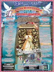 12°VA FIESTA DEL SR DE LA DIVINA MISERICORDIA IXTAPALUCA 2016 (Cristobal Jimenez (Fotografo-Ixtapaluca)) Tags: fiestas procesion danzantes cohetes ixtapaluca fiestaspatronales señordelosmilagrosixtapaluca señordelamisericordiaixtapaluca fiestasdeixtapaluca nuestroantiguoixtapalucachalco