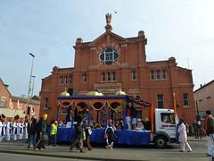 Shri Guru Ravidass Ji Jayanti Parade Leicester 2016 014 (kiranparmar1) Tags: ji indian leicester parade sikhs guru shri 2016 jayanti belgraveroad ravidass