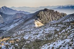 HDR -1 (billlushana1) Tags: sunset mountain snow rock canon landscape outdoor sony taiwan  peaks  taroko hualien  tarokonationalpark  superwide hehuanshan ef1740mmf4lusm  mountain 14 100peaksoftaiwan taiwantop100peaks sonya7r