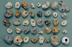 16/52 A Collection (flailing DORIS aka Fur Will Fly) Tags: beach stones pebbles collection lightbox 1652 week16 52project2016