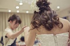 Wedding at anniversaire MinatoMirai (spiraldelight) Tags: ef50mmf18ii  eos5dmkii