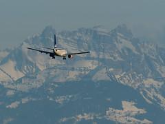 Scandinavian Airlines - SAS, Boeing 73