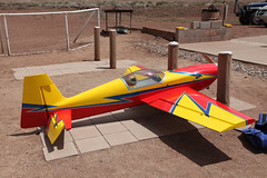 CAM May-Fly 2016 (twm1340) Tags: scale club airplane flying model cam sedona az ama rc extra mayfly 2016