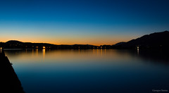 Peaceful sunset (Giorgos.siat) Tags: sunset sky panorama orange cloud sun lake nature water sunrise 35mm dark out landscape greek golden coast seaside nikon colours peace waterfront riverside outdoor dusk walk hellas peaceful lakeside greece shore waterscape smoot ioannina giannina giannena epirus limni d3200 pamvotis ελλαδα pamvotida ιωαννινα hpeiros ελλασ λιμνη γιαννενα ηπειροσ γιαννινα παμβωτιδα παμβωτισ