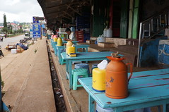 Roadside tea house, Kalaw (Michael Chow (HK)) Tags: burma myanmar kalaw