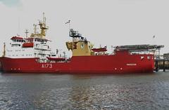 HMS Protector (armadillo1945) Tags: uk ship colours plymouth fleet naval survey devonport antarctic icebreaker scientific royalnavy d300 antipodes southatlantic whiteensign hmsprotector icepatrol hmnavalbase