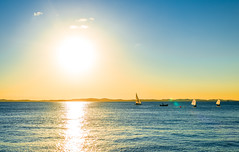 Bahia Marina (iLLLuMiNuS) Tags: sea marina boat mar bahia salvador farol luxury luxo lancha
