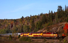 Canyon Tour (ac1756) Tags: ontario fall 4 wc 1998 ac agawa wisconsincentral emd wcl 3006 heyden gp40