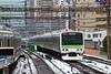 IMG_8869 (justia1006) Tags: japan canon tokyo 日本 東京 6d 火車 山手線 70200f4 小小白is