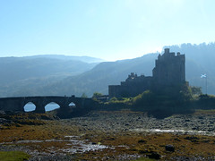 81 Eilean Donan P1160760mods (Andrew Wright2009) Tags: uk vacation holiday castle scotland highlands britain scenic scottish eilean donan