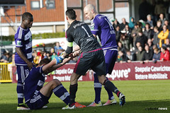 10580924-075 (rscanderlecht) Tags: sports sport foot football belgium soccer playoffs oostende roeselare ostend voetbal anderlecht playoff rsca mauves proleague rscanderlecht kvo schiervelde jupilerproleague