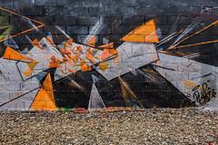 Graff by TwoEasy Graffiti ! (Stphane LANDMANN) Tags: wall graffiti grafitti tag grafffiti spray peinture graff mur extrieur graffeur artiste peintre friche twoeasy