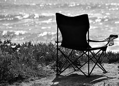 A cadeira!! (puri_) Tags: flores mar foto pb sombras dunas cadeira silvestres picmonkey