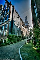 Zandstraat in my eyes (anastase.papoortzis) Tags: street netherlands amsterdam canon landscape nederland holanda noordholland amsterd paisesbaixos canon5dmkiii