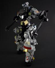 Type-Z Divergent Mech (Marco Marozzi) Tags: robot lego marco mecha mech moc marozzi legodesign legomecha legomech
