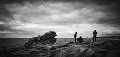 (thierrylothon) Tags: france monochrome flickr sony bretagne fr morbihan publication noirblanc personnage quiberon c1pro captureonepro phaseone beachphotography sonya7m2 fe35mmf14za fluxapple sonyzeissfe35mmf14za