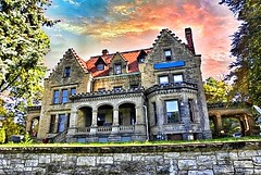 Syracuse New York ~ Syracuse University ~ Delta Kappa Epsilon (Onasill ~ Bill Badzo) Tags: park sky house ny newyork college clouds university unitedstates state walnut victorian delta historic ave syracuse register mansion yale 1001nights romanesque kappa epsilon dickclark chapters comstock 703 fraternities nrhp onondagacounty universityofsyracuse 1001nightsmagiccity