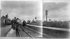 Tregaron Station (yeahwotever) Tags: station wales train box good great shed royal railway visit aberystwyth western signal ceredigion 1937 lampeter gwr carmarthen tregaron gwili