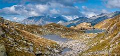 Zillertal_055  Vom Schlegeisspeicher zur Pfitscherjoch Haus (wenzelfickert) Tags: italien sky italy cloud lake mountains landscape austria see tirol sterreich himmel wolken berge alpen sdtirol zillertaleralpen bergmassiv