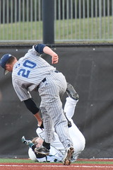 Baseball-vs-Citadel, 4/26, Chris Crews, DSC_2666 (Niner Times) Tags: baseball charlotte citadel 49ers ncaa bulldogs unc d1 uncc cusa ninermedia