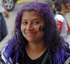 Face Painting (Ellsasha) Tags: youth facepainting faceart