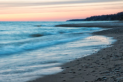 Curved Shoreline (Jane Seifried) Tags: north shore bayfield