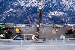 160429-N-EH218-168 (U.S. Pacific Fleet) Tags: ocean usa pacific mob pacificocean cruiser underway deployment 2016 ussmobilebay cg53 7thfleet