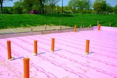 Pink (jogifoto) Tags: pink constructionarea germany fuji groundwork rheinberg fujix100