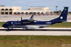 Saudi Arabia General Security Aviation Command --- CASA C-295W --- MOI-C1 (Drinu C) Tags: plane casa aircraft aviation military sony panning saudiarabia dsc mla lmml hx100v adrianciliaphotography c295w moic1 generalsecurityaviationcommand