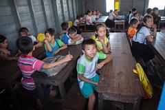 Tonle Sap, Siem Reap. (Yuzie Yusoff) Tags: life people kids children student education cambodia classroom photojournalism documentary siemreap angkor tonlesap humaninterest floatingvillage jpc floatingschool jebatphotographyclub