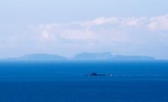 DSC_1494 v2 (Patrick Hadfield) Tags: sea islands nuclear submarine blueskies minch