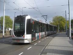 Linker Rottekade (ernstkers) Tags: citadis lightrail ret rotterdam streetcar tram tramvia tranvia trolley elctrico strasenbahn bonde sprvagn