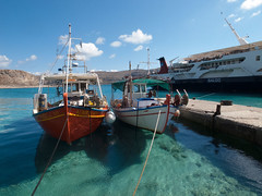 zzR0013325 (L.la) Tags: sea sky mer boat 28mm greece ciel bateau grce ricoh lla mditerrane crte gramvousa grd grandangle ricohgrd grdiii laurentlopez