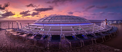 Sunset (Karl P. Laulo) Tags: sunset oasis cruiseship oasisoftheseas