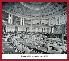 House of Representatives, 1898 (State Library of Massachusetts) Tags: bostonmassachusetts massachusettsstatehouse housechamber massachusettslegislature massachusettshouseofrepresentatives