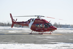 New Bell (Denis Rule) Tags: coast airport ottawa guard canadian helicopter