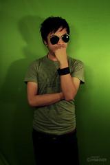 (jonathanwisinner) Tags: greenscreen youngphotographer slimbody