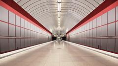 Kreillerstraße U-Bahn (joseph_donnelly) Tags: station germany underground munich münchen bayern bavaria bahnhof ubahn kreillerstrase