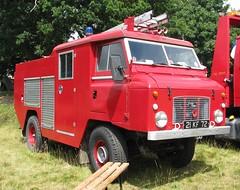 PHJ 526K (Nivek.Old.Gold) Tags: fire control rover land series 1972 tender forward 2b 2675cc