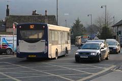 TLC Buses 14856 SN15 LRO 12th February 2016 Otley (3) (asdofdsa) Tags: travel bus buses transport busstop passengers westyorkshire tlc otley 12thfebruary2016leedsarea