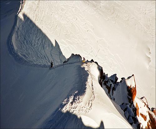 Alpine curve