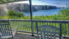 Camp Ke'anea Cottage (BnGphotos) Tags: travel vacation seascape beach sunrise landscape dawn hawaii sony maui east hana shore loki beaches alpha roadtohana aerie hamoabeach mauihawaii keanaepoint keanea a7r2 sonyaerie