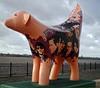 Superlambanana @ Liverpool (Ermintrude73) Tags: art liverpool publicart merseyside superlambanana echoandthebunnymen aflockofseagulls rivermersey frankiegoestohollywood lightningseeds mightywah