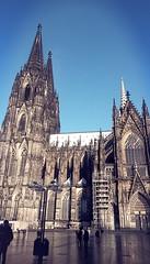 Der Klner Dom (catapix) Tags: st et petri petrus hohe ecclesia domkirche mariae sanctorum cathedralis