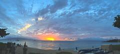 Hotspot (minimi007) Tags: sunset beach hawaii waves maui kanapaalibeach