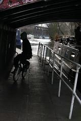 IMG_1428 (Simon King 74) Tags: bridge london bike bicycle canon boats canal lookingback grandunioncanal narrowboats canalboats